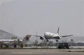 Afghanistan : premier vol commercial international depuis le retour des talibans à Kaboul