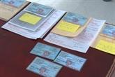 Un Chinois poursuivi pour usage de faux papiers personnels