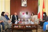 L'Italie est prête à soutenir le Vietnam dans le traitement du COVID-19
