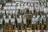 L'aluminium atteint les 3.000 USD la tonne, nouveau plus haut depuis 2008