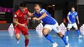 L'équipe vietnamienne battue par son adversaire brésilien
