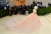 Après deux ans d'absence due au COVID-19, l'extravagant gala du Met est de retour