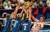 Euro de volley : les Français, champions olympiques, éliminés en huitièmes