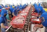 Les exportations de produits aquatiques chutent fortement