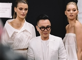 La marque Công Tri continue de charmer les stars internationales