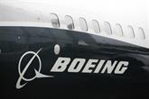 Pour Boeing, le marché de l'aviation sera complètement remis d'ici 2024