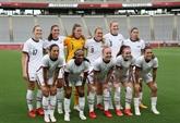 Foot : des contrats indentiques pour les hommes et les femmes en équipe des États-Unis