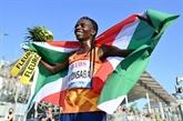 Athlétisme : Niyonsaba bat le record du monde 2.000 m