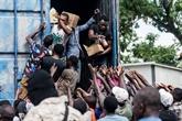 L'ONU et ses partenaires s'efforcent d'aider Haïti après le tremblement de terre