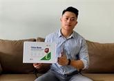Nguyên Hông Duc, créateur du vidéo-laryngoscope