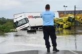 Orages : pluies record dans le Gard, une personne portée disparue
