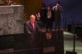 Guterres appelle à l'unité pour faire face à la période la plus difficile depuis la Seconde Guerre mondiale