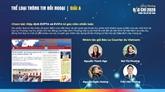 Le Prix de la presse de l'Agence Vietnamienne d'Information 2020