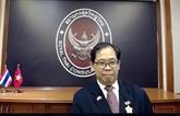 Le consul général de Thaïlande à Hô Chi Minh Ville à l'honneur