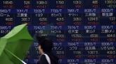 La Bourse de Tokyo part en recul dans le sillage de Wall Street