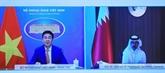 Le Vietnam et le Qatar discutent du renforcement de leur coopération