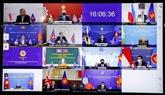 Réunions consultatives au niveau de ministre de l'Économie de l'ASEAN
