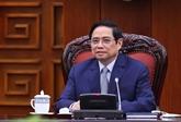 Le PM vietnamien aura une conversation téléphonique avec son homologue autrichien