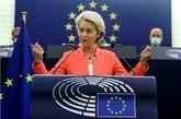 Industrie, défense : Ursula von der Leyen veut renforcer l'autonomie de l'UE