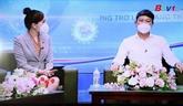 Binh Duong : dialogue entre autorités locales et habitants sur la nouvelle normalité