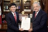 Le Mexique attache de l'importance aux relations d'amitié et de coopération avec le Vietnam