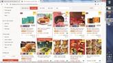 Le marché en ligne des gâteaux de lune s'anime