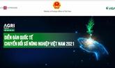 Forum sur la transformation numérique dans le secteur agricole du Vietnam 2021