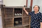 Le musée du village de Yên My,