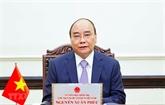 Le président Nguyên Xuân Phuc envoie une lettre aux électeurs de Hô Chi Minh-Ville
