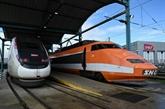 La SNCF fête les 40 ans du TGV avec Macron