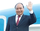 Le président vietnamien part pour une visite à Cuba et un débat général de l'ONU