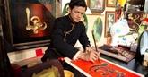 Dô Nhât Thinh : la calligraphie prend un coup de jeune