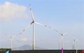 L'éolien offshore a le vent en poupe au Vietnam