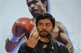 Le boxeur Manny Pacquiao se déclare candidat à la présidentielle de 2022 aux Philippines