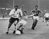 Décès de l'ancien attaquant Jimmy Greaves, champion du monde en 1966