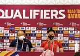 Foot : le Vietnam confiant et déterminé avant son match contre l'Arabie saoudite
