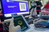 Première : Vietnam Airlines applique le passeport sanitaire sur un vol vers l'Europe