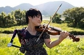 Manami Ito, le violon pour vaincre la perte de son bras