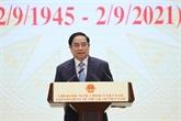 Pham Minh Chinh participera au Sommet mondial du commerce des services en Chine