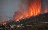 Espagne : un volcan entre en éruption aux Canaries