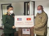Vietnam - Cuba : renforcement de la coopération bilatérale dans la défense