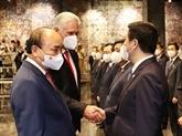 Les Partis du Vietnam et de Cuba renforcent leurs liens