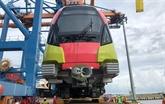 Métro de Hanoï : fin de la livraison des trains pour la ligne Nhôn - gare de Hanoï