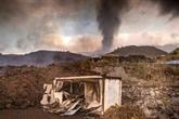 Éruption aux Canaries : une centaine de maisons détruites, 5.500 personnes évacuées