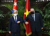 Le président Nguyên Xuân Phuc termine sa visite officielle à Cuba