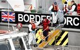 Manche : sauvetage de 108 migrants qui tentaient de rejoindre l'Angleterre
