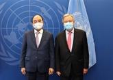 ONU : le président vietnamien à l'ouverture du débat général