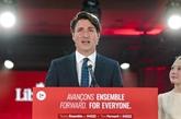 Réélu mais affaibli, Justin Trudeau entame un troisième mandat