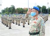 Le Vietnam actif dans les opérations de maintien de la paix de l'ONU