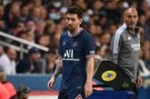 Paris SG : Messi, blessé, forfait le 22 septembre à Metz